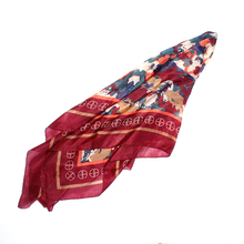 Load image into Gallery viewer, Sheer Silk Scarf