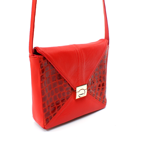 Cross Body Cube Hand Bag