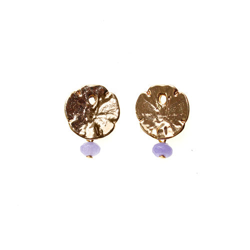 Versatile Sand Dollar Earrings