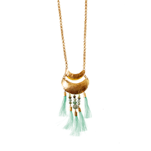 Load image into Gallery viewer, Tassels Necklace