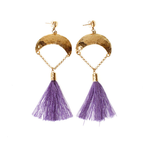 Tassel Earrings Chandelier