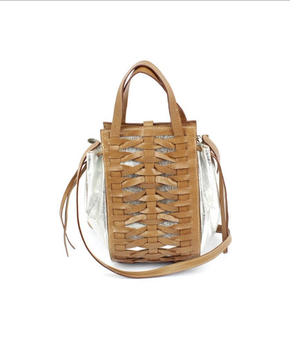 Aura Basket Handbag