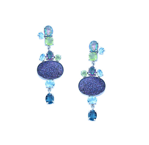 Stunning Cocktail Earrings