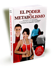 Load image into Gallery viewer, El poder del Metabolismo - Spanish version