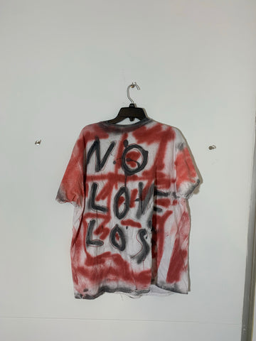 NO LOVE LOST TRAP $ RED / BLAC