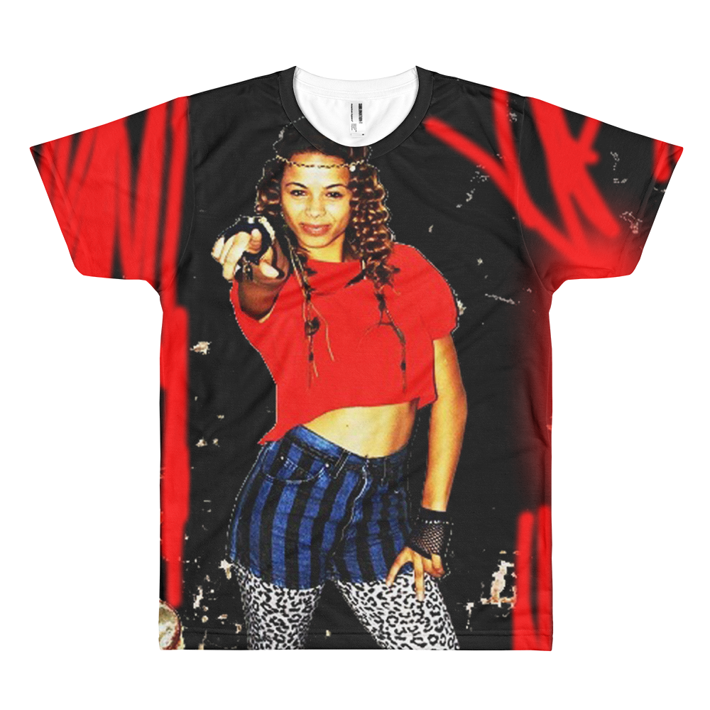 Kyla Graffiti T-Shirt