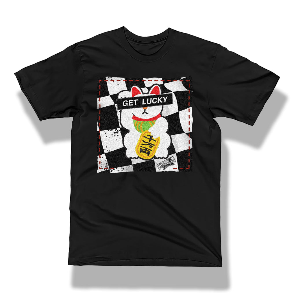 Get Lucky Tee, Signature Tees - Phantom Tees®