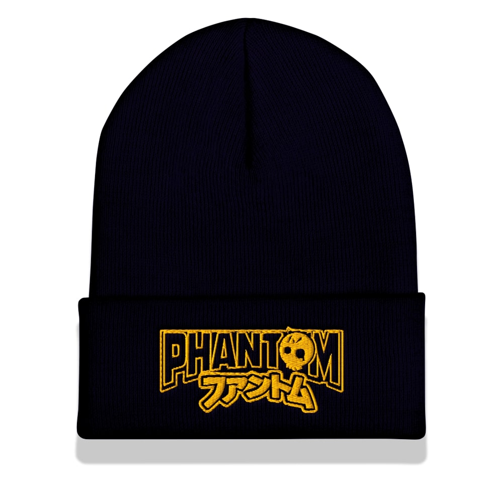 Grifter - 24K Gold, Signature Beanie - Phantom Tees®