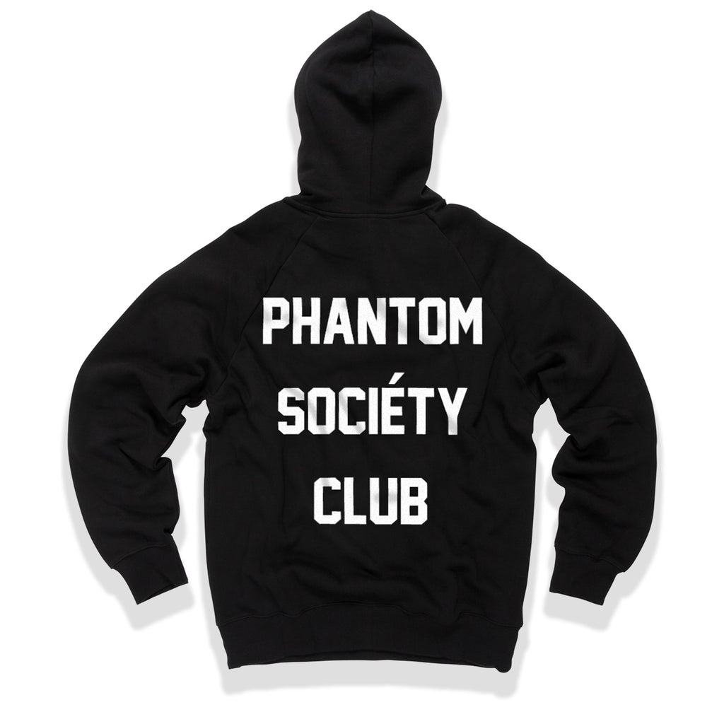 Secret Society, Signature Hoodie - Phantom Tees®