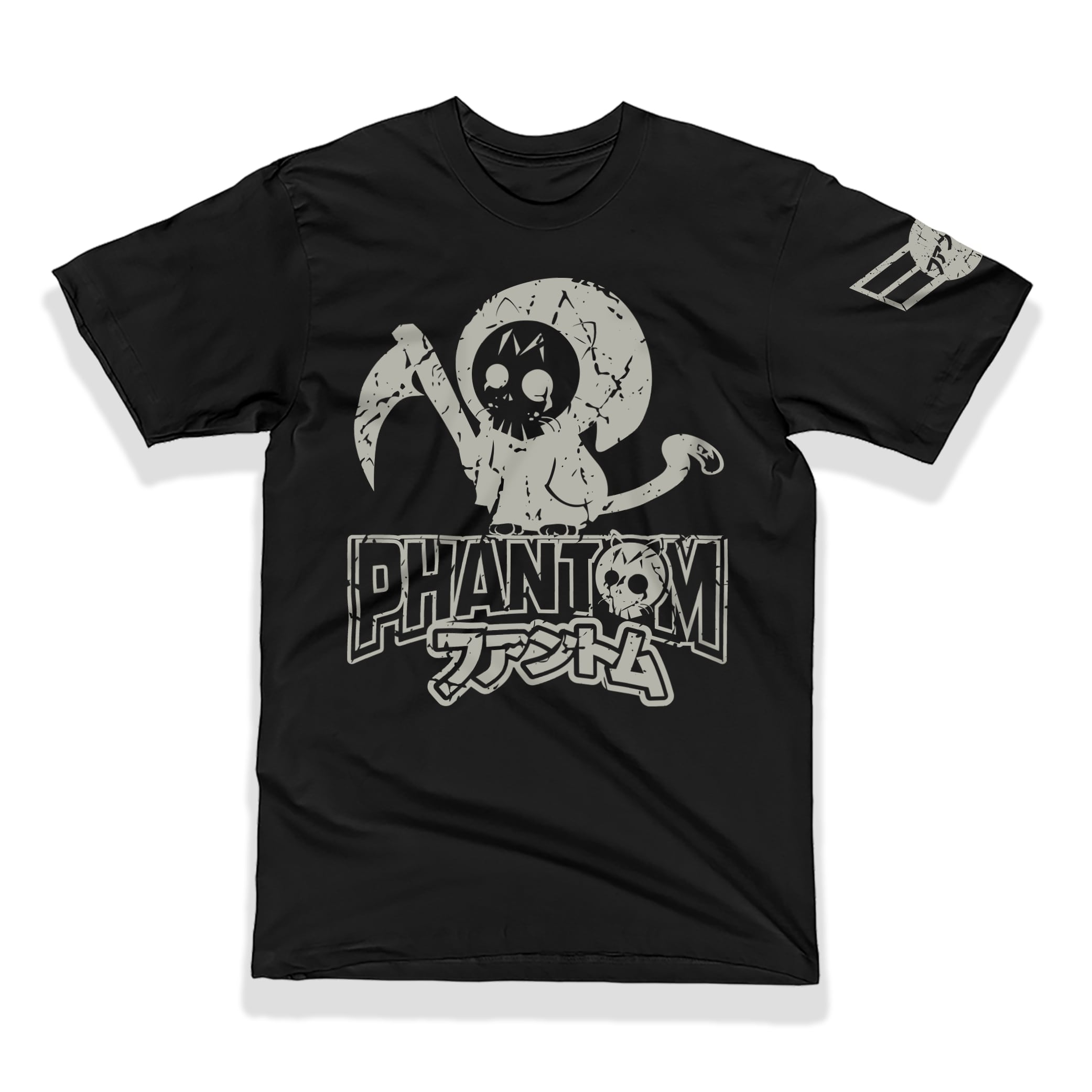Chasing Fame, Signature Tees - Phantom Tees®