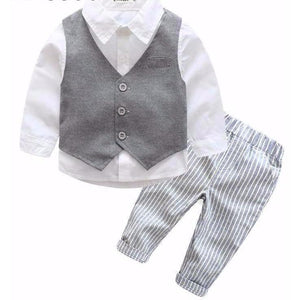 Shade Gray Gents Suit 9M to 24M
