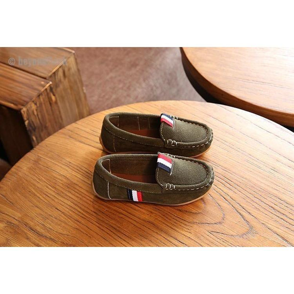 Boys Fashion Loafer Sizes 1-12 todlers