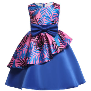 Princess Festive Party Dress 2-10 year