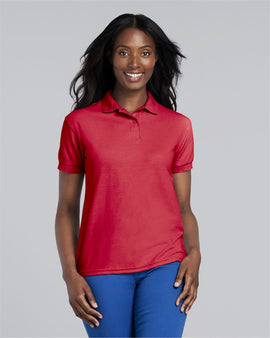 Gildan - DryBlend® Women's Double Pique Sport Shirt - 72800L