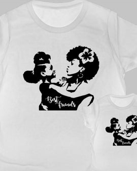Best Friends Mother & Daughter Shirt