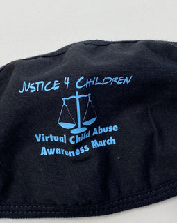 Child Abuse Awareness Mask 2021