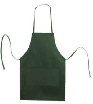 5502 Caroline Twill Adjustable 2 Pocket Apron