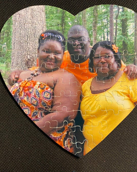Heart Shaped Picture Puzzle