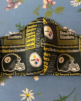 Steelers Face Mask