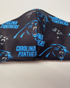 Carolina Panthers Face Mask