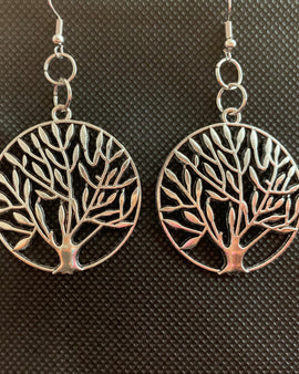 Tree of Life Earrings (Large)