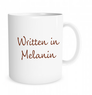 Written In Melanin Mug