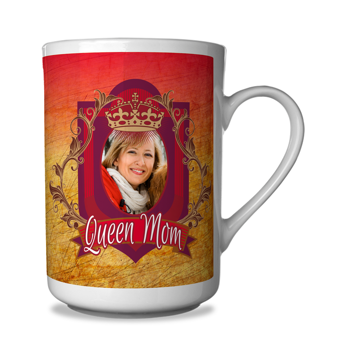 Queen Mother Mug
