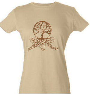 Unisex Rooted In Christ TShirts