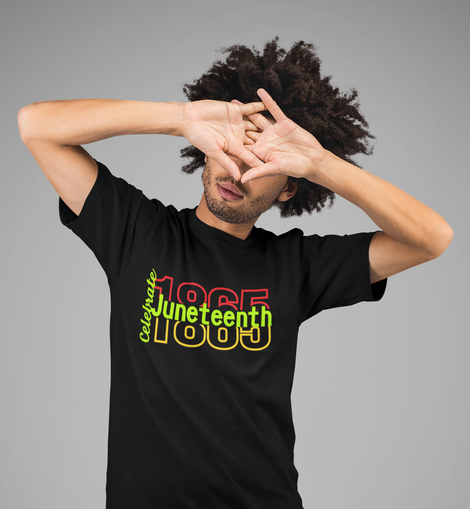 Juneteenth Celebration Unisex Tee