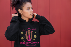 October Birthday Tee and Hoodie