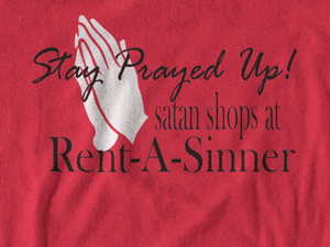 Rent-A-Sinner T-Shirt