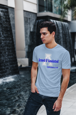 Armed & Anointed Tee and Long Sleeve Tee