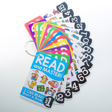 Read & Master Phonics Flash Cards