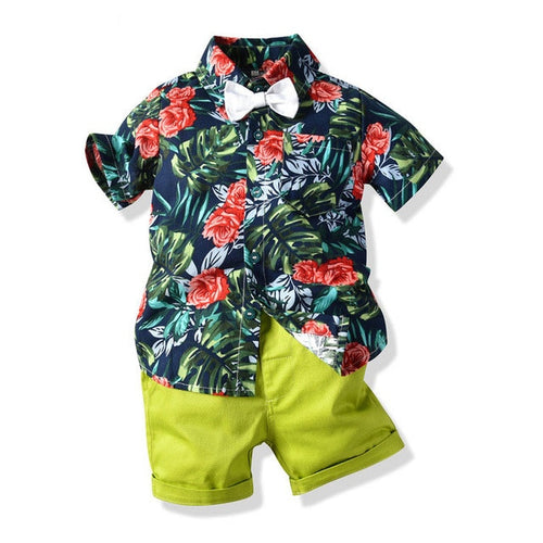 Mali Boys Fashion Set