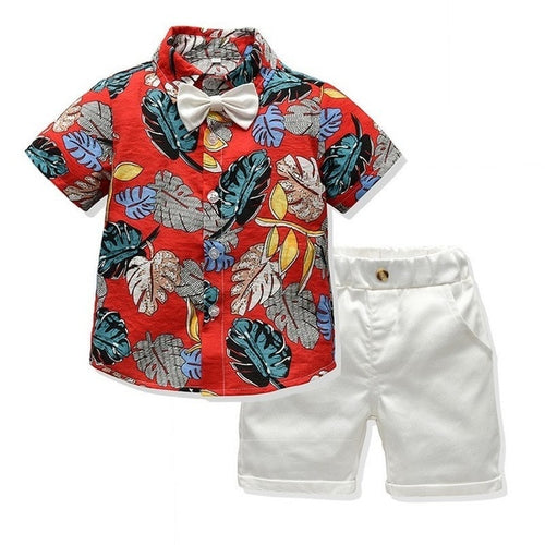 Summer Date Boys Fashion Set
