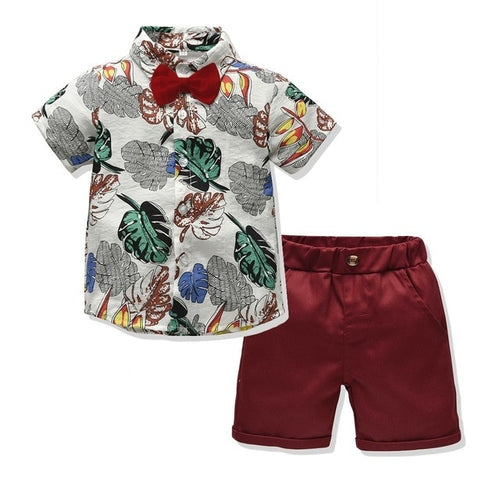 Thai Bloom Boys Fashion Set