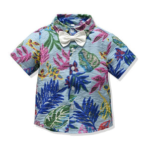 Cuban Vacay Boys Fashion Set