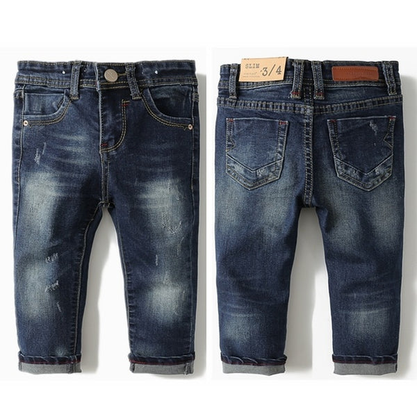 0-8T Top Quality Spring Kids Jeans