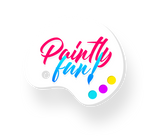Paint and sip kits at home perfect for a virtual paint party and painting birthday party