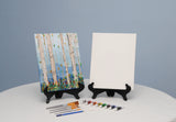 Birch Graffiti Paint & Sip Party Kit
