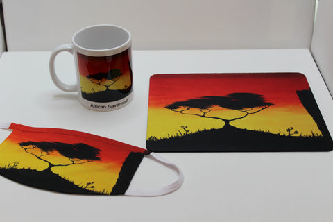 African Savannah - Set