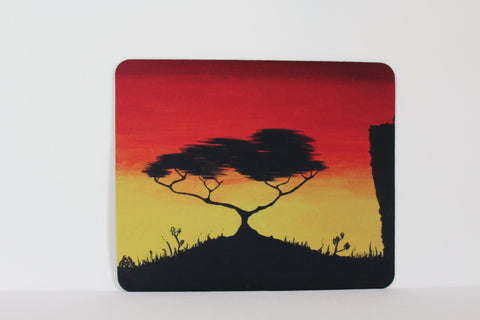 African Savannah - Mouse Pad