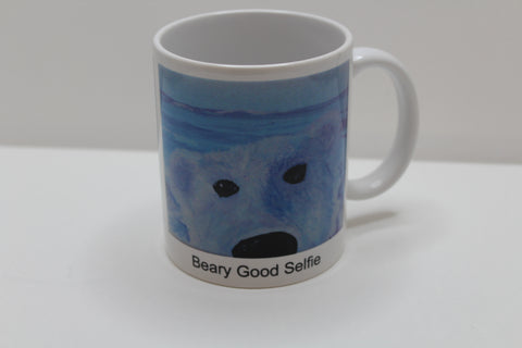 Beary Good Selfie - Mug