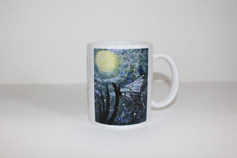 Butterfly Tranquility - Mug