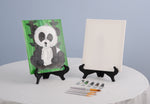 PJ Panda Acrylic Paint & Sip Kit