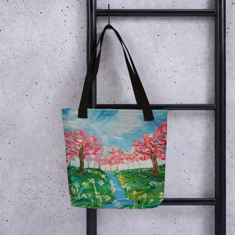 Springtime Delight Tote Bag