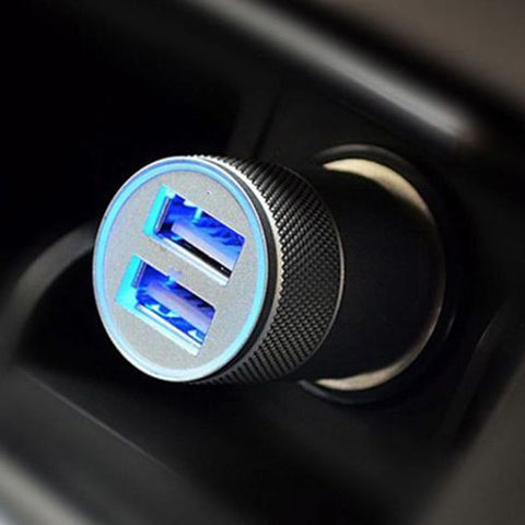 Car Dual USB Charger