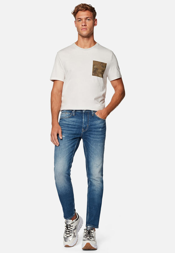 James Skinny Jeans in Light Supermove - Mavi Jeans
