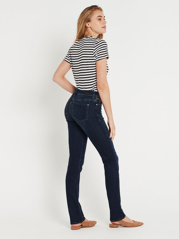 Kendra Straight in Deep Gold Edge - Mavi Jeans