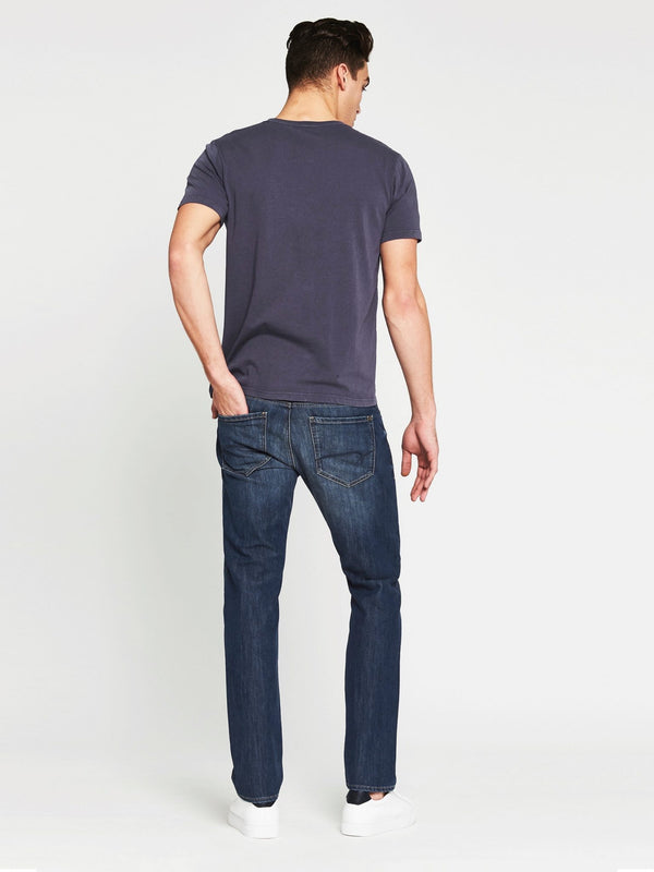 Marcus Slim Dark Brushed New York - Mavi Jeans